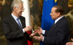 Governo: storia delle consultazioni. Per Monti la più breve (3 giorni), Re Giorgio aveva già deciso tutto