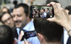 Governo: Lega e M5S pronti a riferire su tutto al Quirinale, ma manca il nome del premier