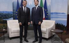 Italia-Francia: è tregua. Venerdì Conte a pranzo da Macron a Parigi