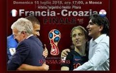 Mondiali 2018: Francia-Croazia (Mosca, ore 17, diretta su Canale 5) sfida finale per un sogno. Formazioni