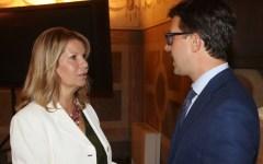 Firenze: il sindaco Nardella dà il benvenuto al nuovo prefetto Laura Lega