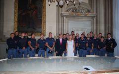 Firenze: il prefetto Lega ringrazia gli operatori di Polizia che hanno sventato la rapina in banca