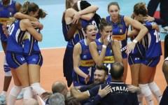 Volley femminile: battuta la Cina, Italia in finale mondiale contro la Serbia