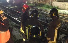 Firenze: collisione nella galleria ferroviaria del Pellegrino, feriti tre operai