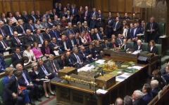 Londra, Brexit: Camera dei comuni decide, niente no deal, a costo di partecipare alle elezioni europee