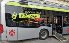 Ataf: in funzione il nuovo bus Citaro, a trazione elettrica. Un test sul campo