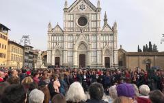 Firenze: l'Italia che resiste in Santa Croce. Con Antonella Bundu