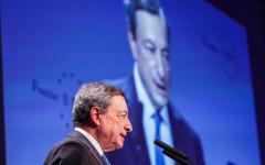 Draghi: nella Ue priorità a crescita e lavoro, anche l'Italia sa cosa deve fare