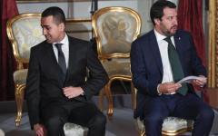 Cina: nuovo scontro Salvini - Di maio. Il leader leghista attacca, è un paese senza libero mercato