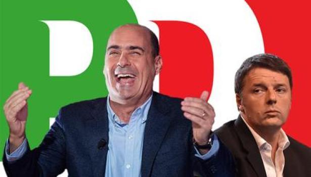 Pd, Zingaretti accorato: «Scissione di Renzi? No, l'Italia non capirebbe!»