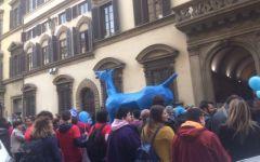 Firenze: autismo corteo con centinaia di manifestanti dalla Toscana