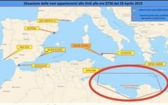 Salvini e le Ong: meno navi nel mediterraneo, meno migranti morti