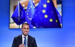 Di Maio: no a un rimpasto di governo dopo le europee