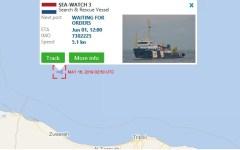 Sea Watch 3: la marina libica intima di lasciare l'area davanti e Tripoli. Il Pd chiede al Governo di aprire i porti