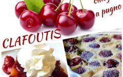 Il clafoutis, dolce di ciliegie, cotto in forno. Una ricetta facile da realizzare