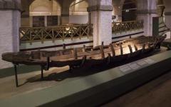 Pisa: il Museo delle Antiche navi apre nell'Arsenale mediceo