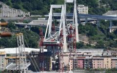 Ponte di Genova: impresa accusata di camorra. Due arresti