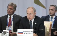 Rubli alla lega: Cremlino, BuzzFeed non prova nulla, dice il portavoce di Putin