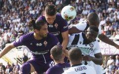 Fiorentina: battuta l'Udinese (1-0).Terza vittoria di fila. Decide Milenkovic. Pagelle (Foto)