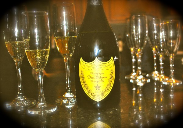 Throw A New Years Eve Champagne Tasting Party ! - Fire Pit ...
