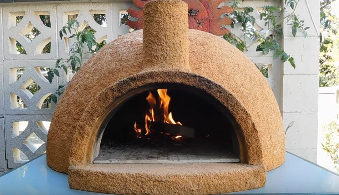 chiminea pizza oven amazon