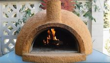 chiminea pizza oven amazon