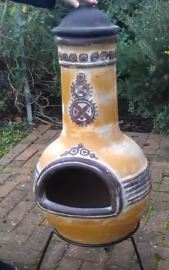 clay chiminea sealer