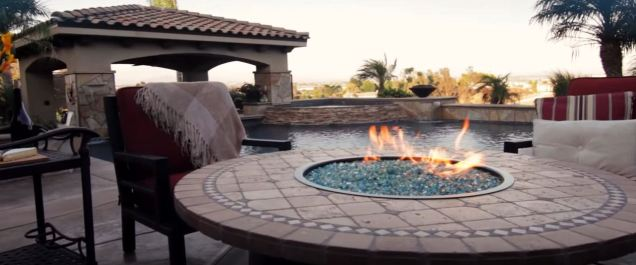 backyard fire pit ideas designs