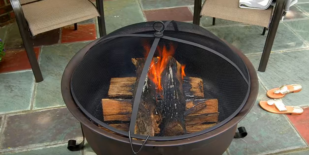 fire pit designs with fire ring
