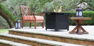 fire pit table kits