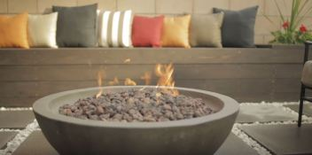 patio fire pit ideas