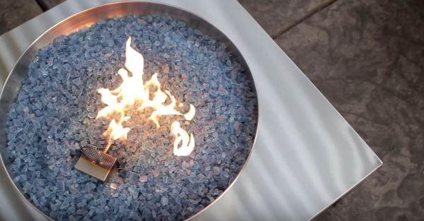 propane fire pit burner kit