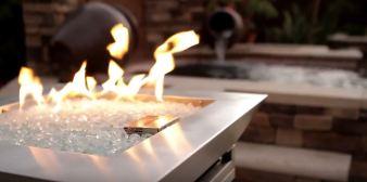 propane fire pit ideas