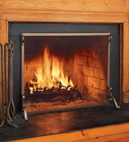 The benefits of fireplace screen