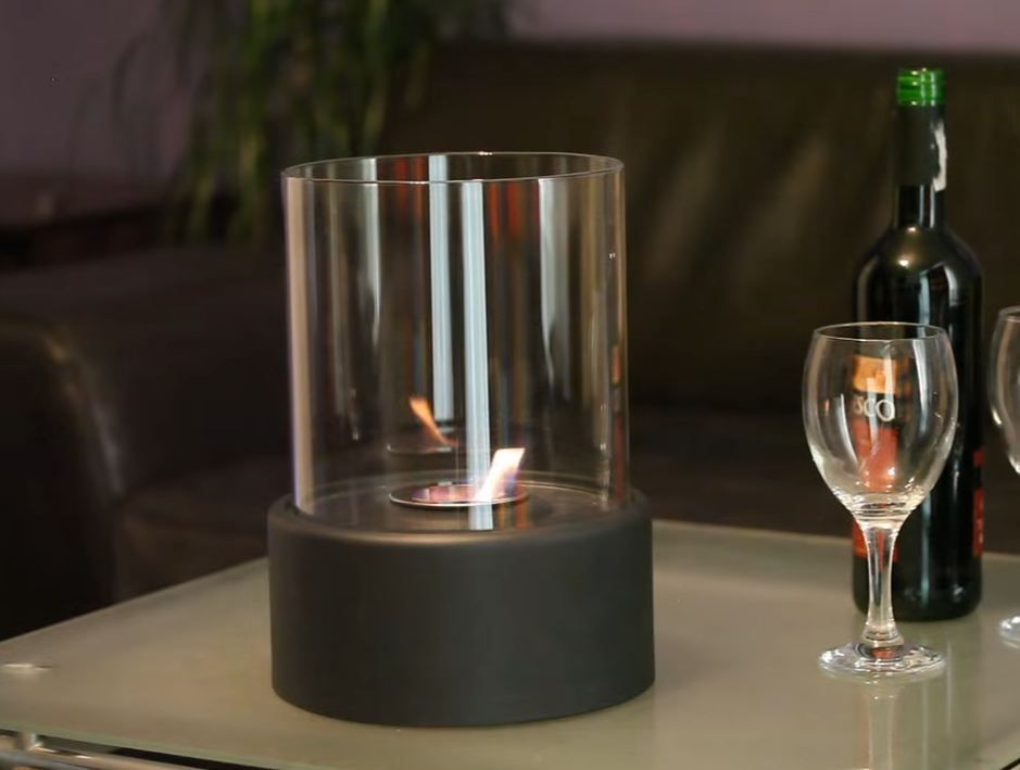 electric fireplace portable