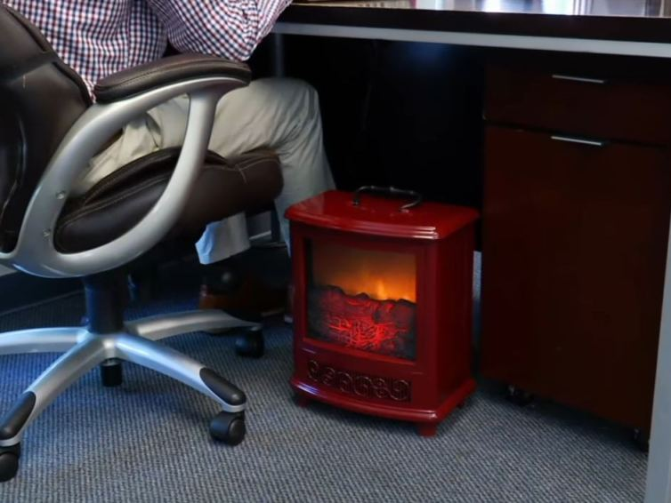 The fascination of portable fireplace