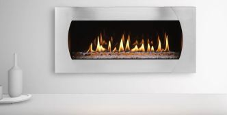 fireplace wall design