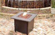 gas fire pit ideas