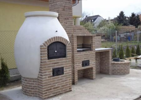 outside fireplace kits