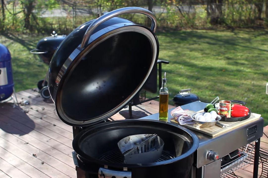 weber grill ersatzteile