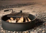 Fire pit rings
