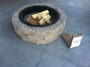 lowes fire pit
