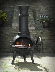 large cast iron chimineas_2