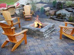 fire pit patio ideas diy_1