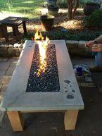 gas fire pit designs diy_17