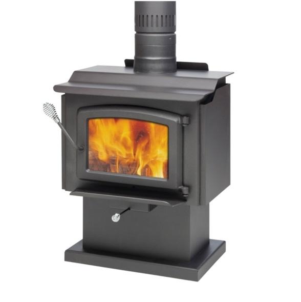 Century Heating Small Wood Stove Fw2470