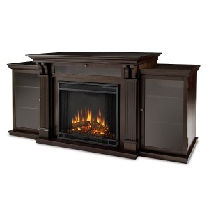 Real Flame 7720E Calie Entertainment Unit with Electric Fireplace Review