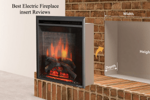 Best Electric Fireplace insert Reviews 2017