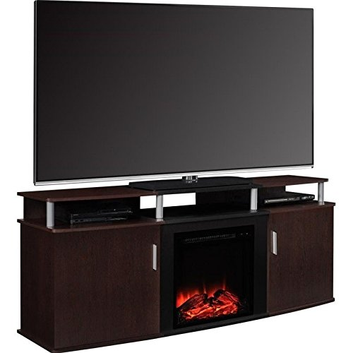 15 best electric fireplace tv stand sep 2018 reviews guide best electric fireplace tv stand reviews altra furniture carson fireplace tv console solutioingenieria Gallery