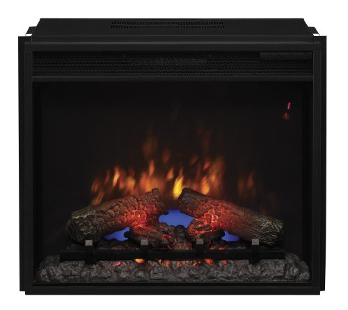 Best electric fireplace insert reviews -Classic Flame 23EF031GRP Electric Fireplace Insert - 23